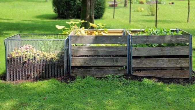 Potřebujete kompostér