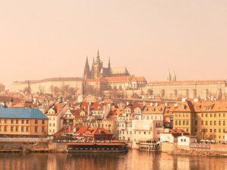 Praha promítá svou budoucnost
