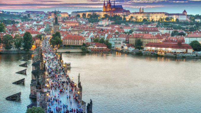 Proč se sešli světoznámí architekti v Praze