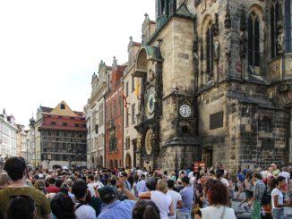 Struny podzimu opět v Praze