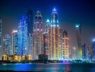 Zážitky v Dubaji