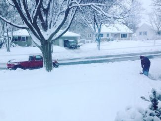 Bitva se sněhem