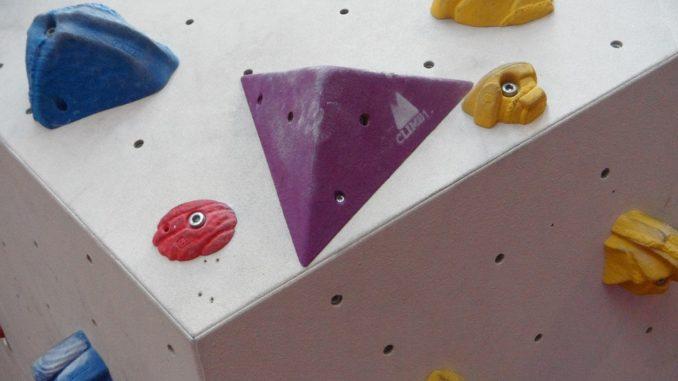 Závod v boulderingu