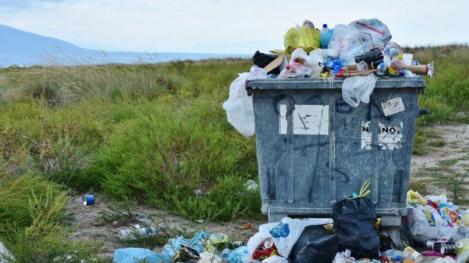 Čistota a správné nakládaní s odpady