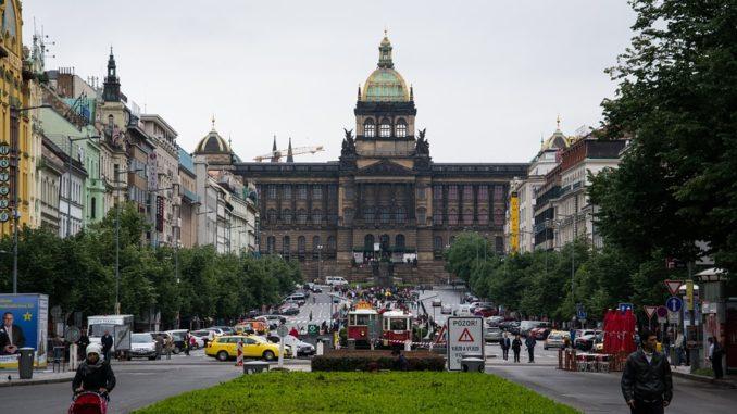 Historická výstava Praha