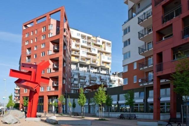 byty a domy v Praze