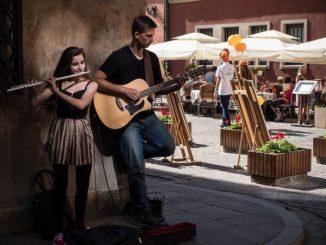 Praha žila hudbou