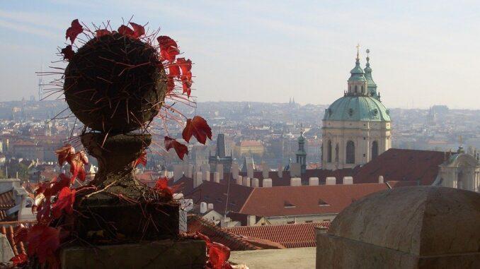 Stěhování Praha jako vyhledávané slovní spojení. Proč je hlavní město stále tak atraktivní pro život?