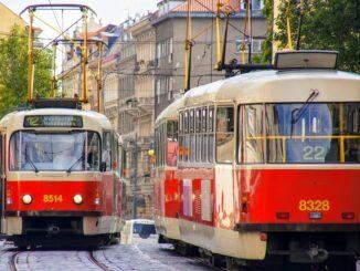 Do Libuše budou jezdit tramvaje