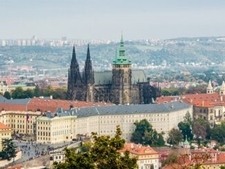 Pražský hrad ruší kontroly